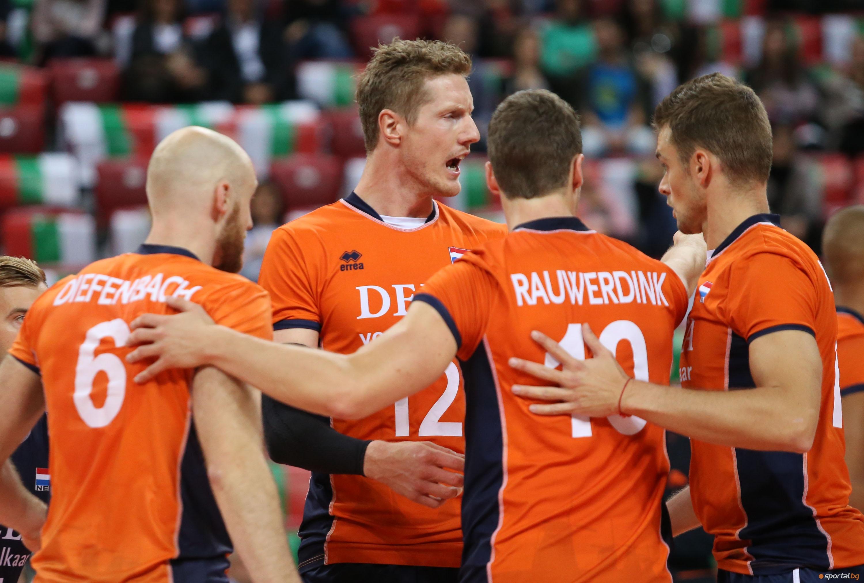 Чехия - Холандия 1:3