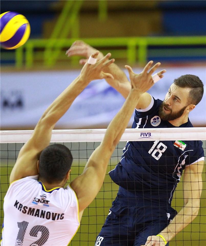 Люто БГ дерби на Мондиал 2015! Отличен Ники Николов срещу Алексиев и Учиков