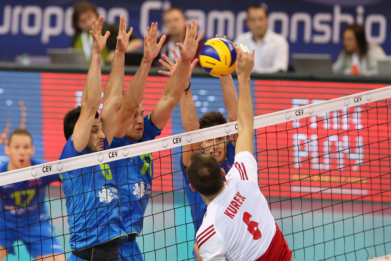 1/4 Финал на Евроволей 2015 - Полша - Словения