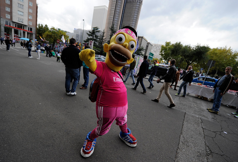 Реал Мадрид - Лас Палмас