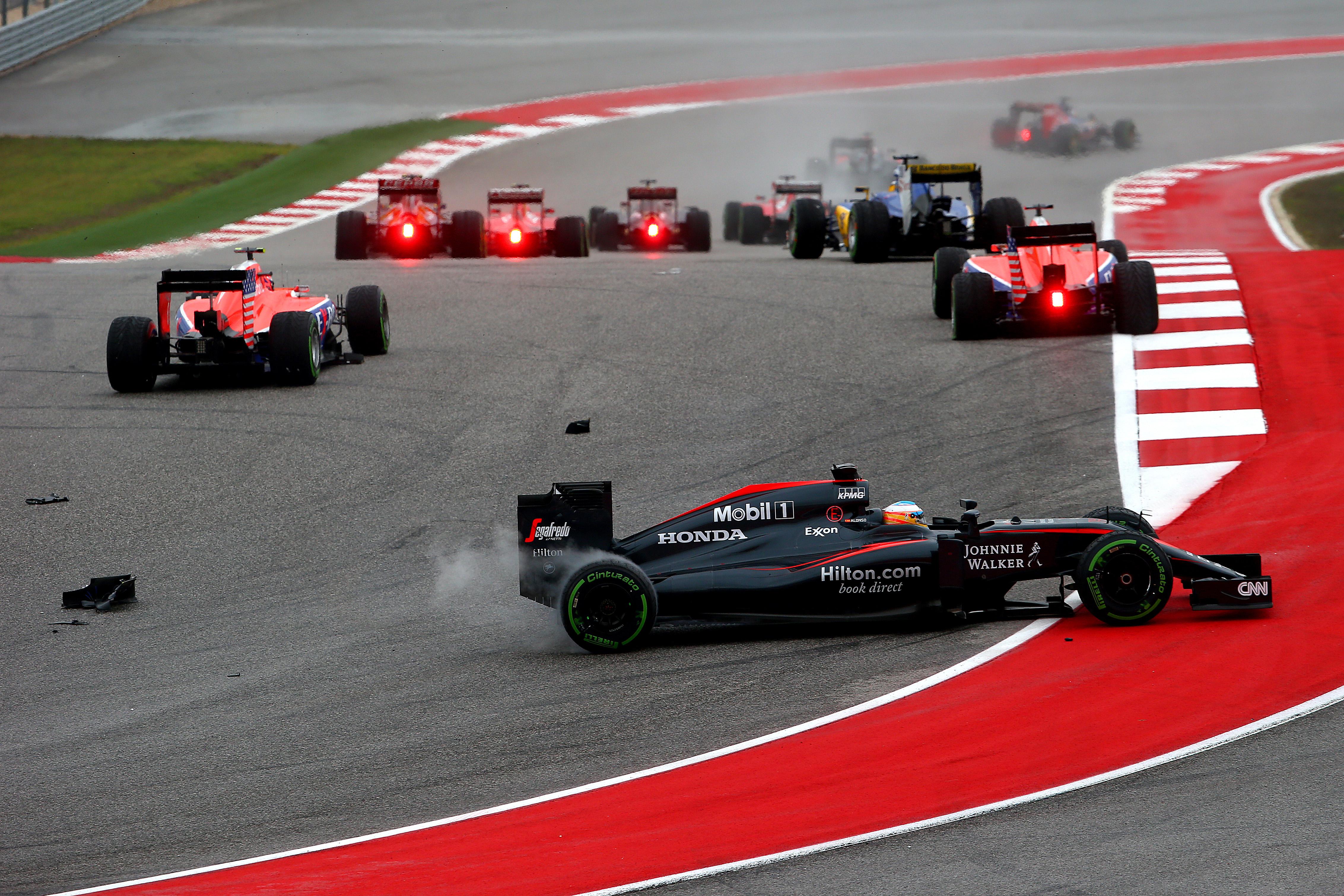 Състезанието за Гран при на САЩ