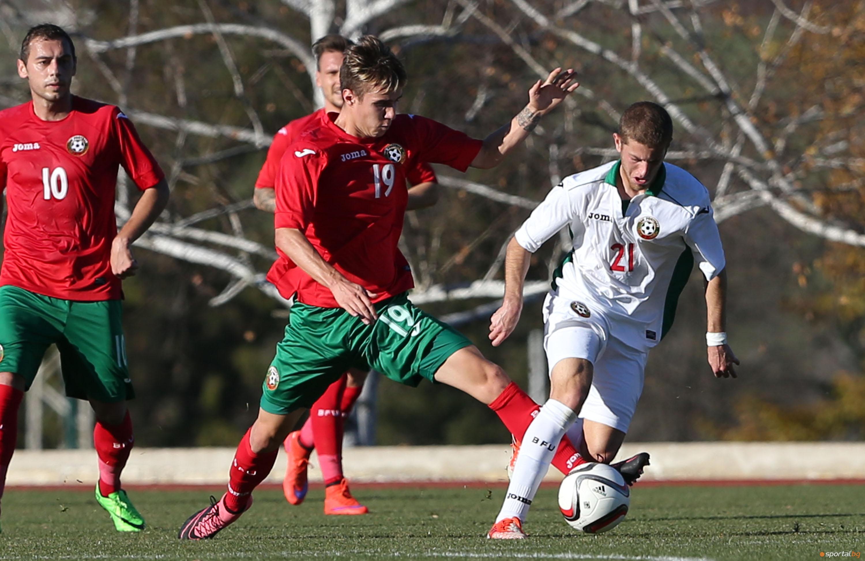 България U21 - България