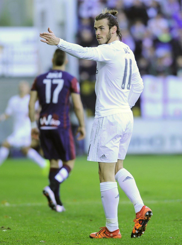 Ейбар - Реал Мадрид