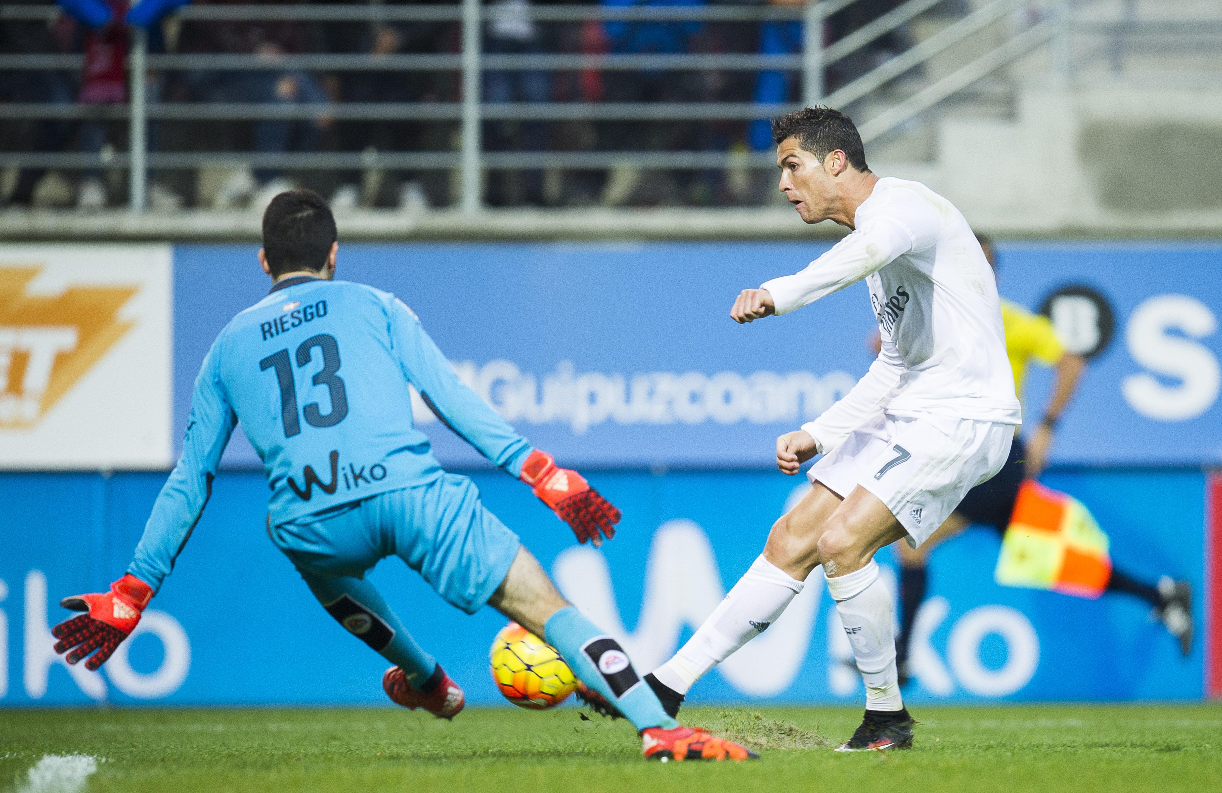 Ейбар - Реал Мадрид - 0:2