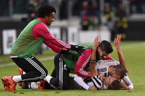 Ювентус - Милан 1:0