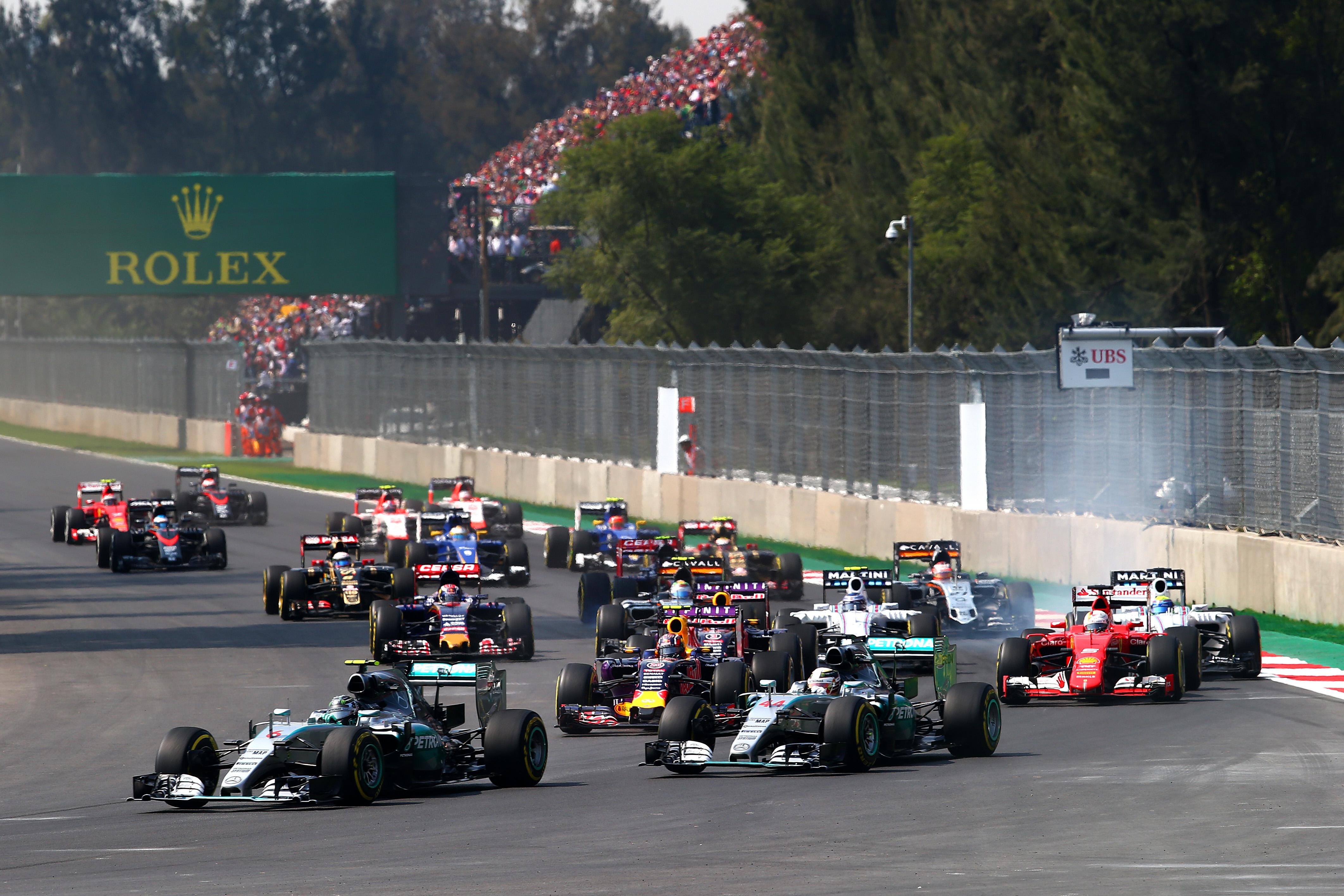 Състезанието за Гран при на Мексико
