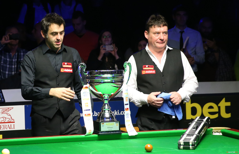 Рони О'Съливан и Джими Уайт в Efbet Snooker Show