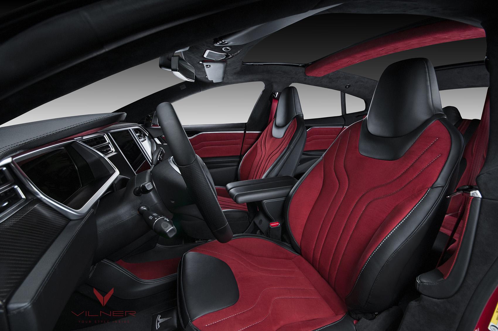 Tesla Model S от Vilner
