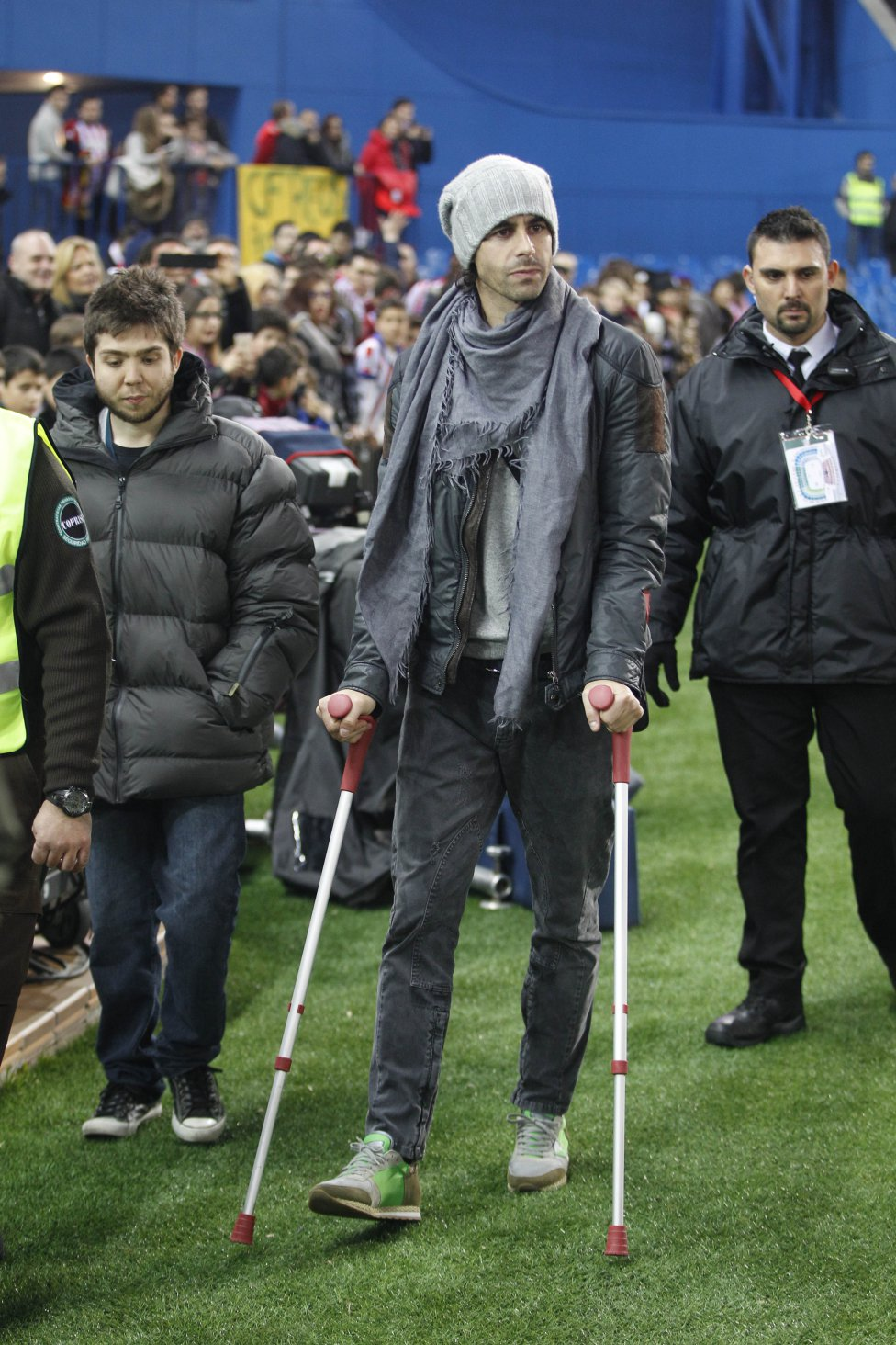 Атлетико Мадрид - Реус Депортиво 1:0