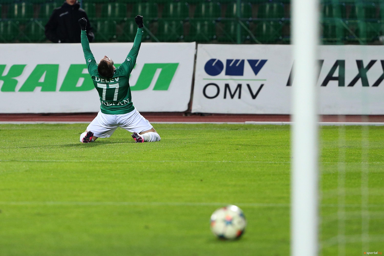 Берое победи Левски с 1:0