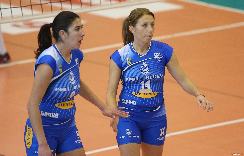 ЦСКА - Бургас 2007