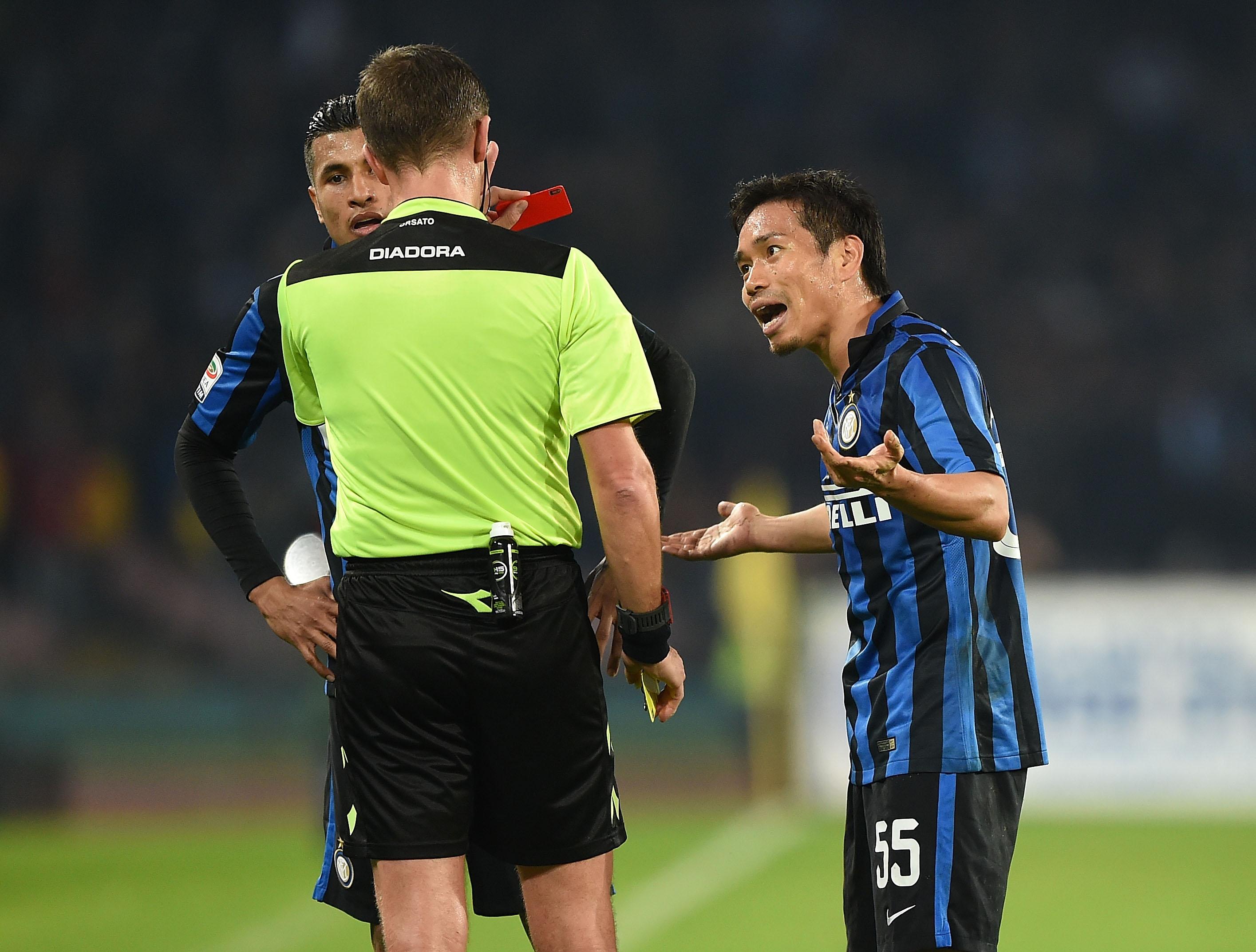 Наполи оглави Серия А след 2:1 над Интер