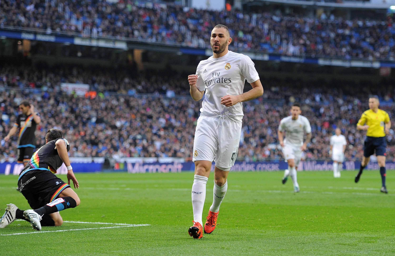 Реал Мадрид - Райо Валекано - 10:2