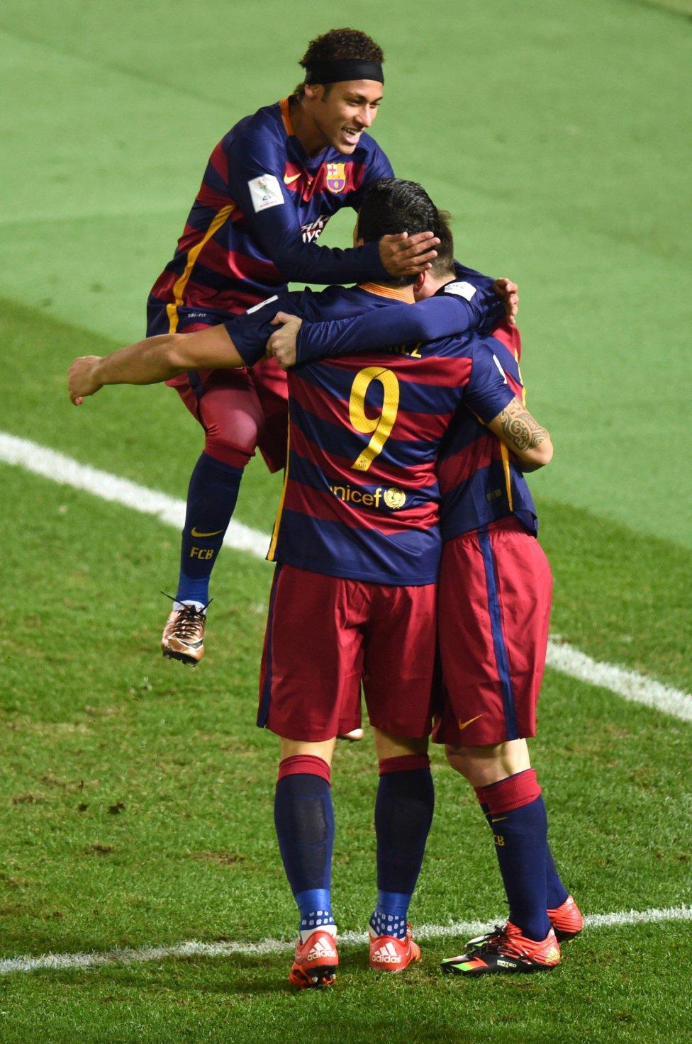 Барселона е новият световен клубен шампион