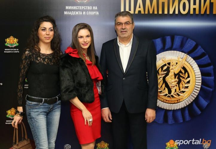 Веница Атанасова, Габриела Петрова, Атанас Атанасов