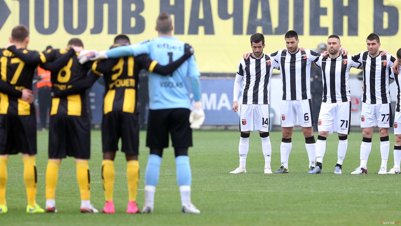 Ботев Пд спечели с 1:0 срещу Локо Пд