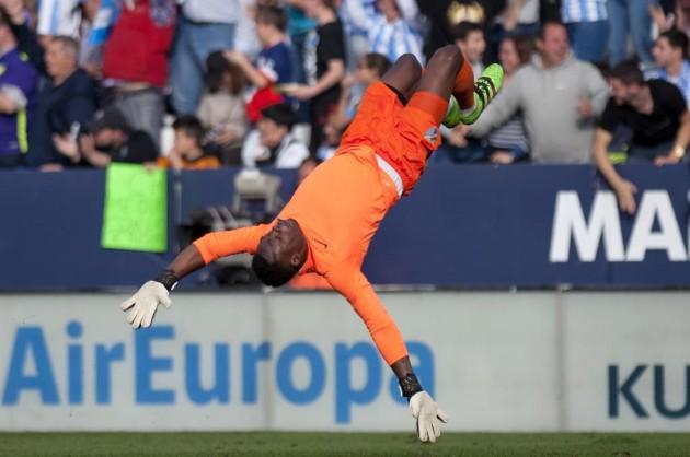 Малага - Реал Мадрид - 1:1