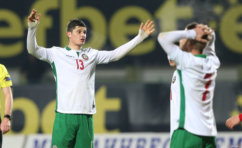 България U21 - Уелс U21