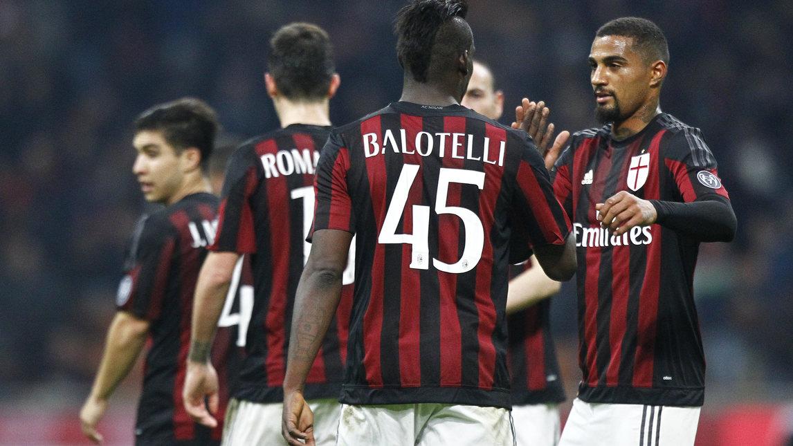 Милан на финал след 13 години