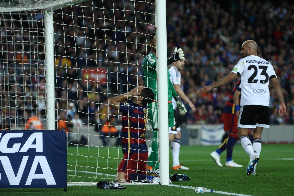 Барселона - Валенсия - 1:2