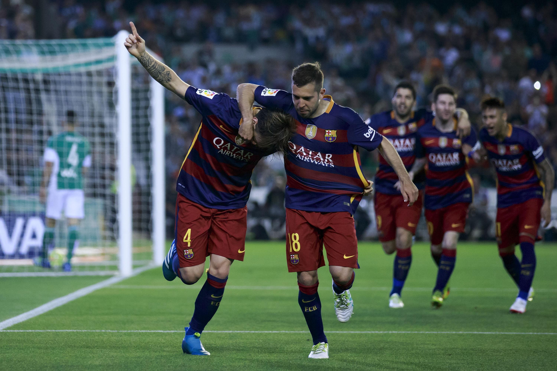 Бетис - Барселона - 0:2