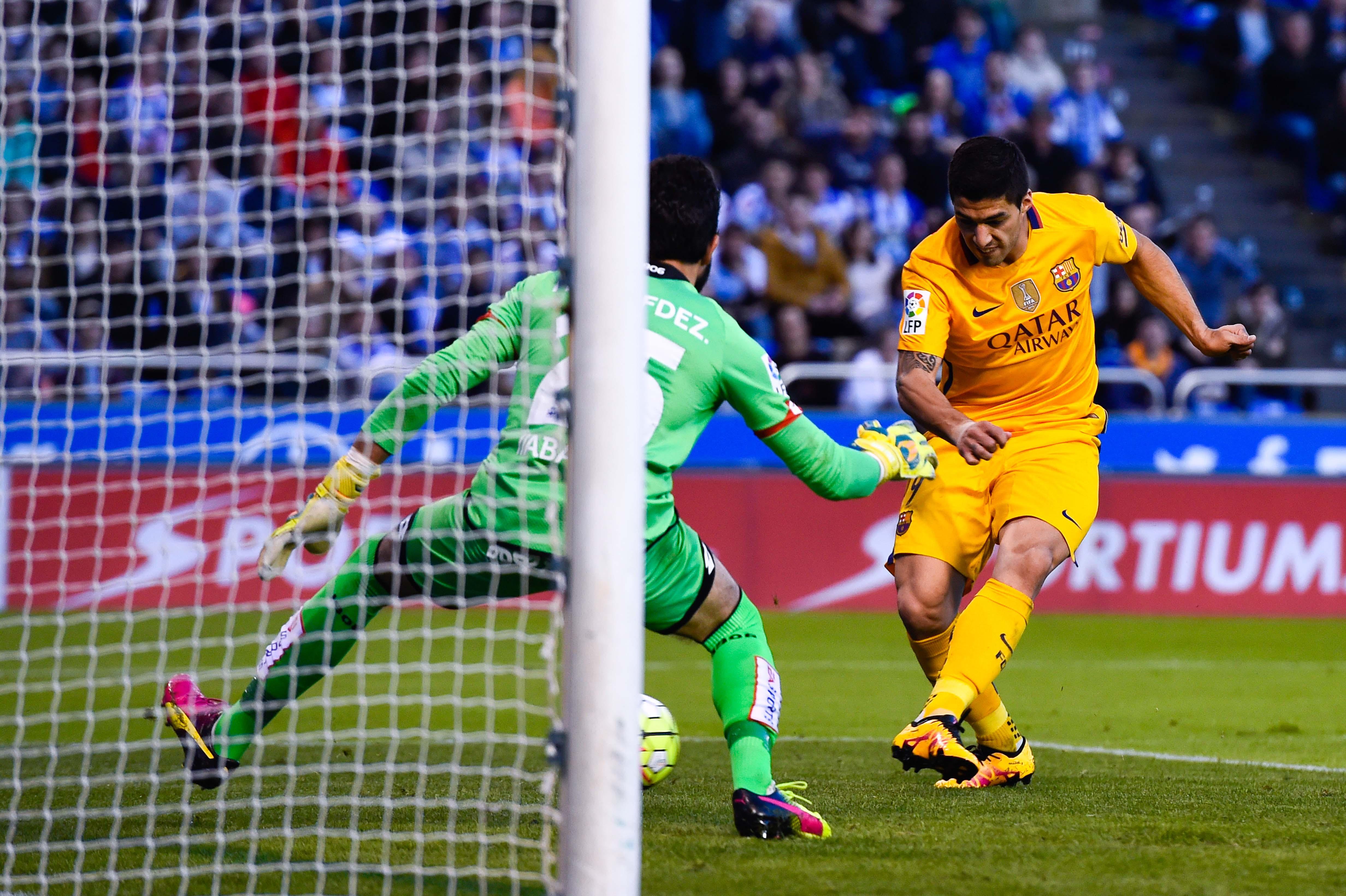 Депортиво - Барселона - 0:8