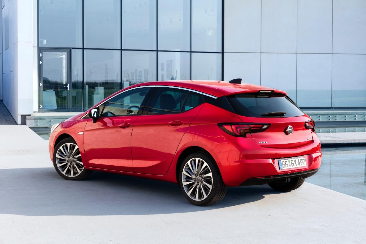 Новият Opel Astra