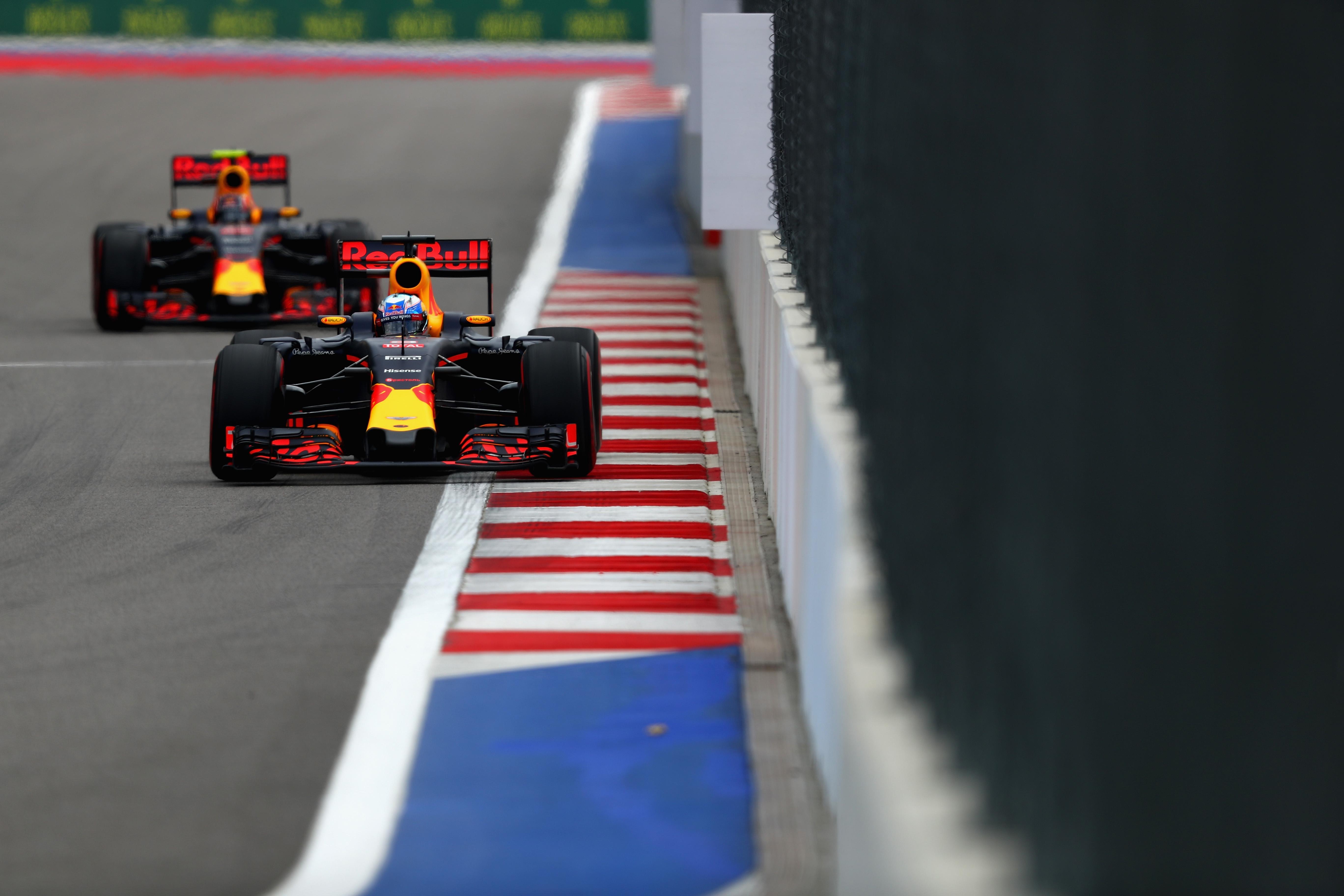 Квалификация за Гран При на Русия
