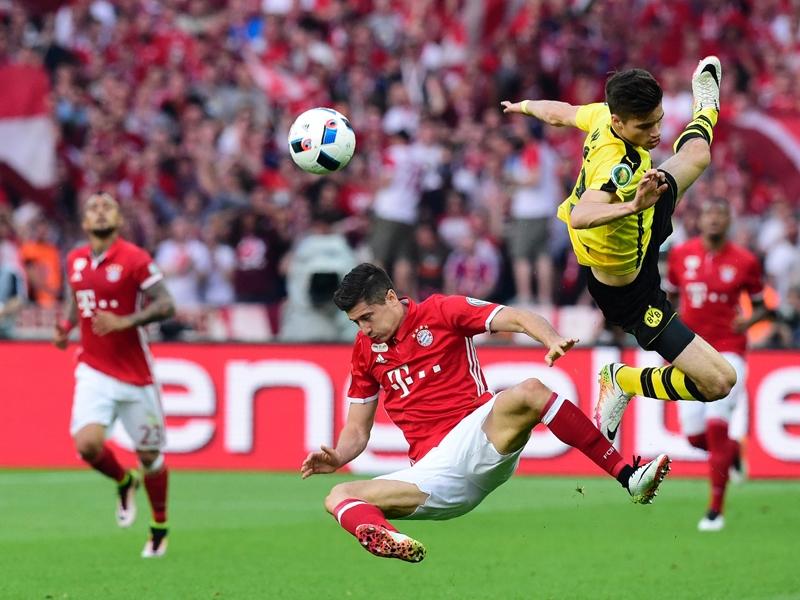 Финал за Купата на Германия: Байерн - Борусия (Дортмунд) 4:3