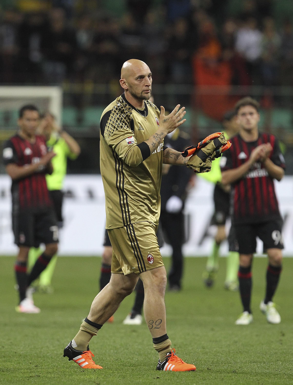 Милан - Рома 1:3