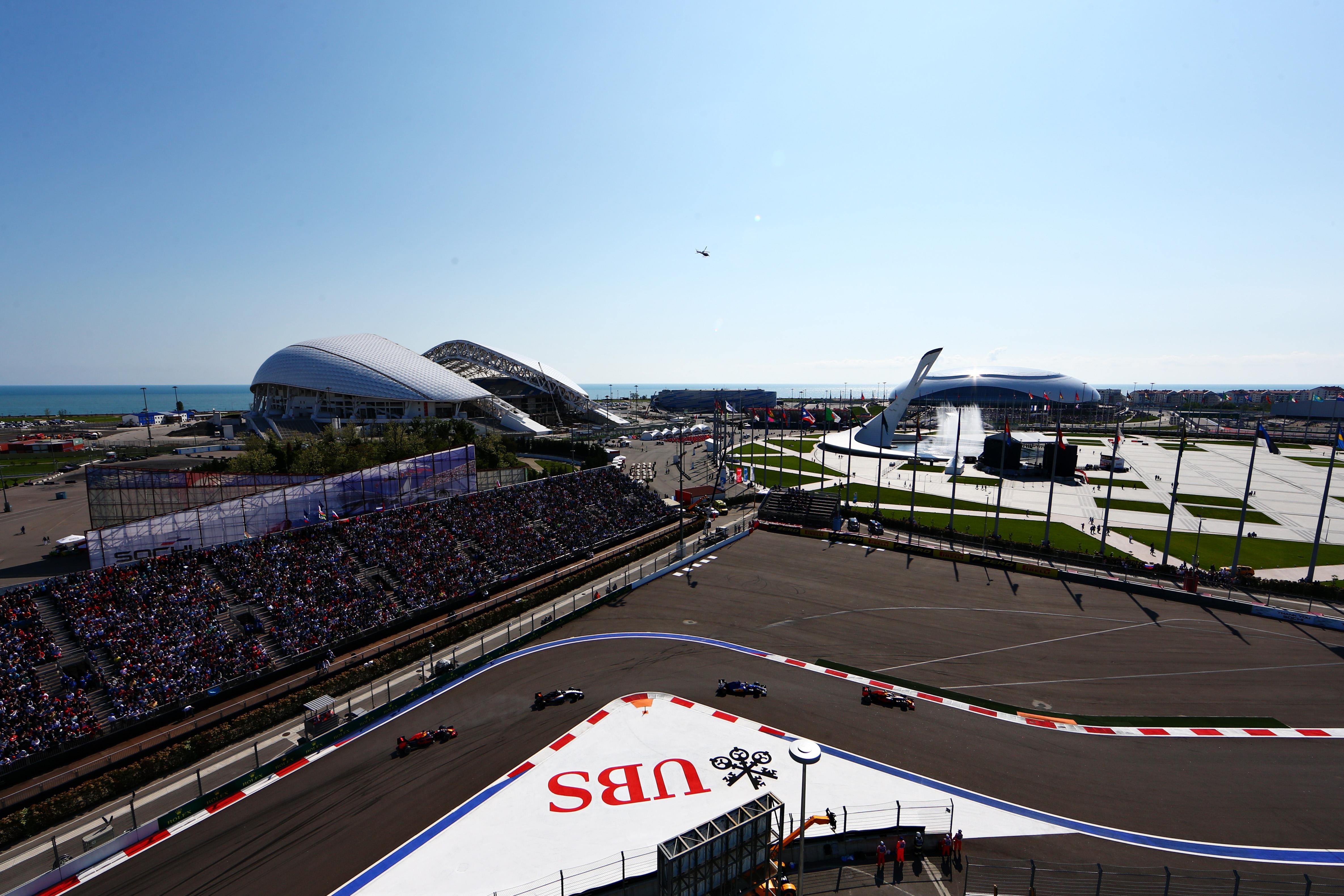 Състезанието за Гран При на Русия