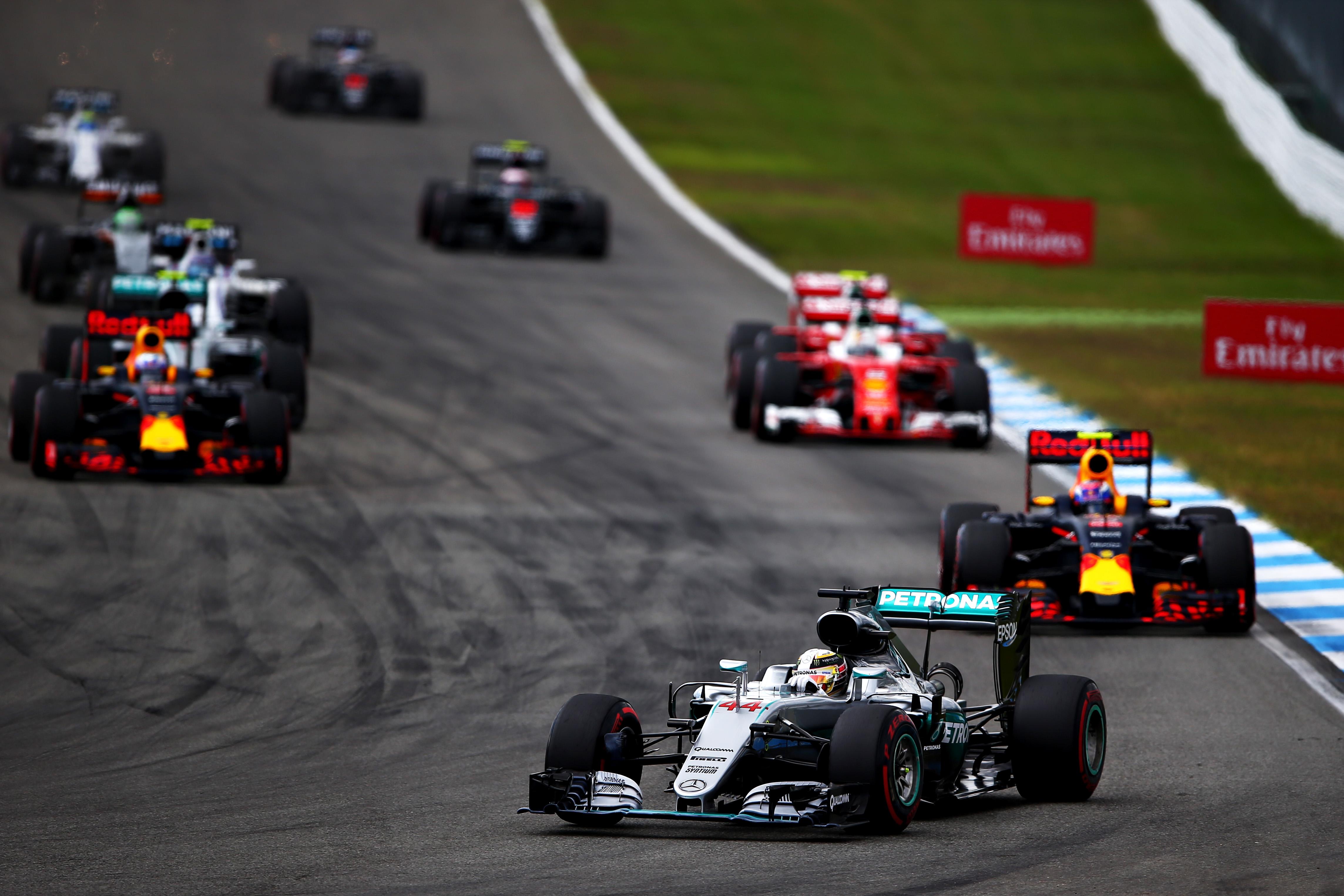 Състезанието за Гран При на Германия