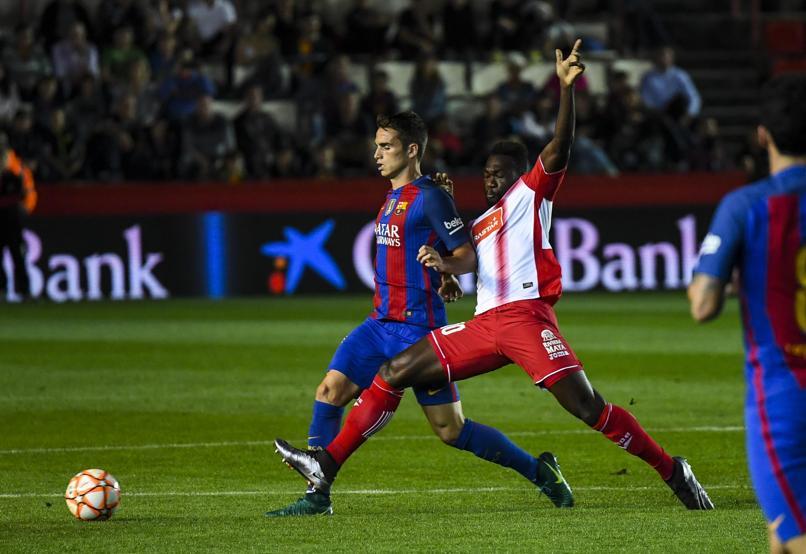 Барселона - Еспаньол 0:1
