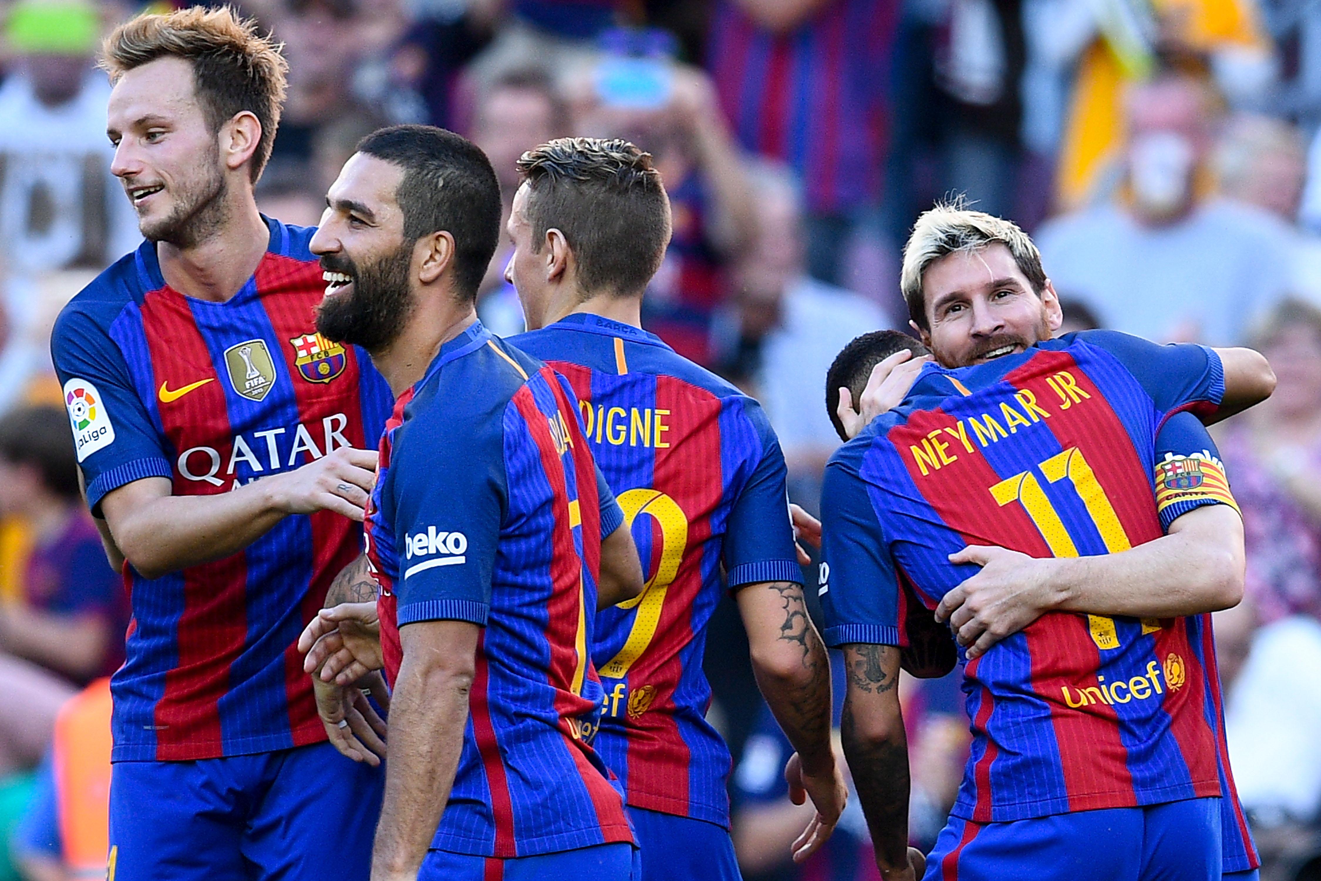 Барселона - Депортиво - 4:0