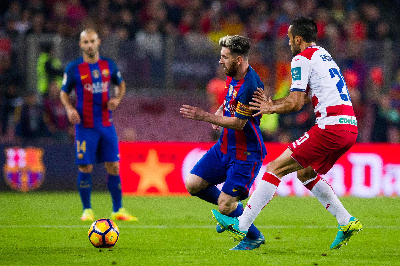 Барселона - Гранада - 1:0