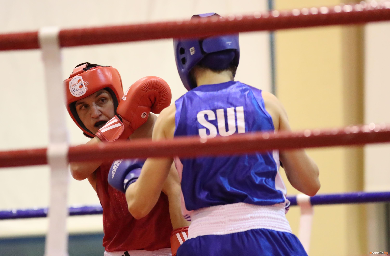 """II-ри Международен турнир по бокс за жени и девойки """"Балкан"""""""