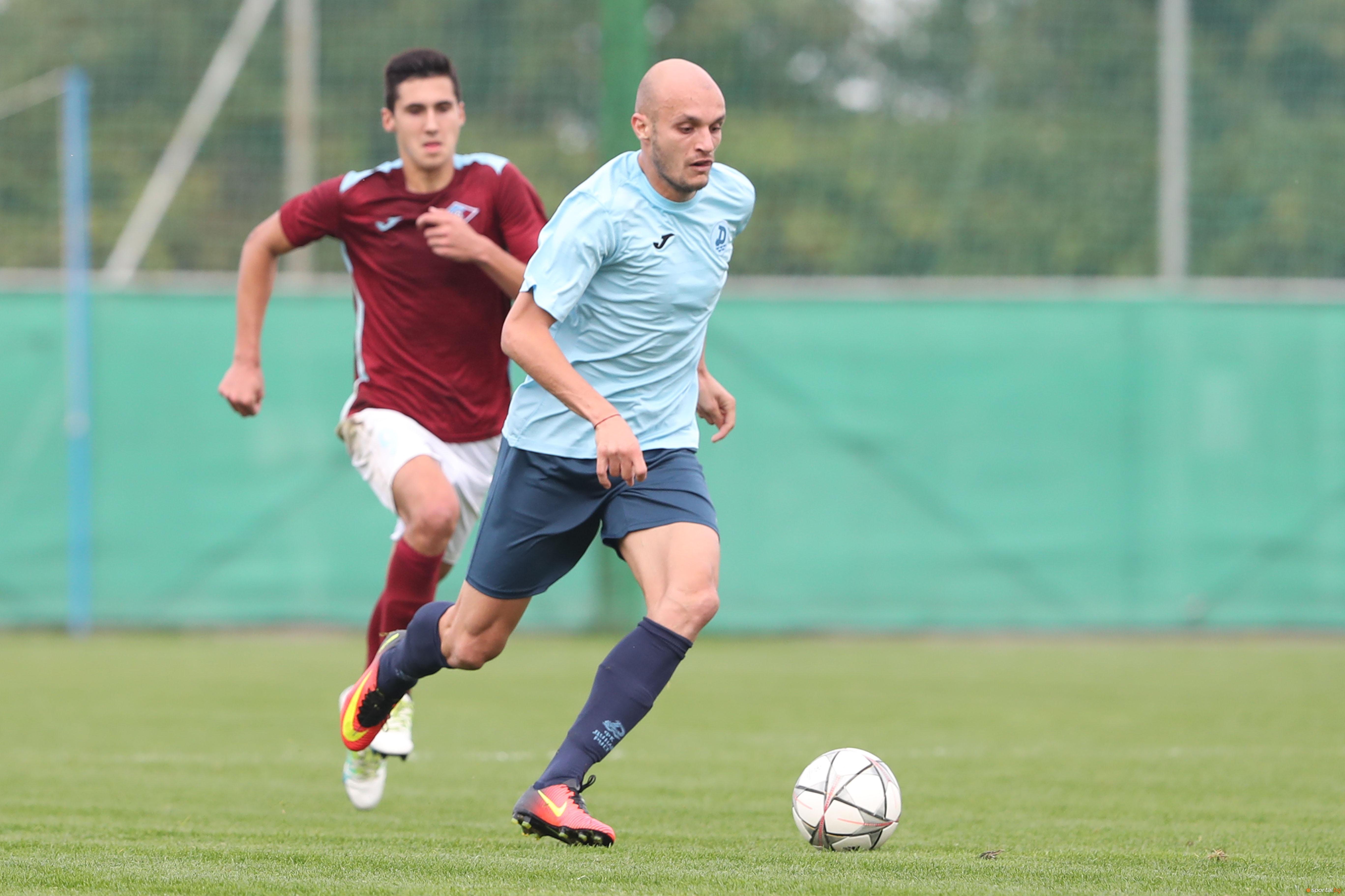 Септемрви Сф - Дунав Русе - Купа на България 1/8 финал