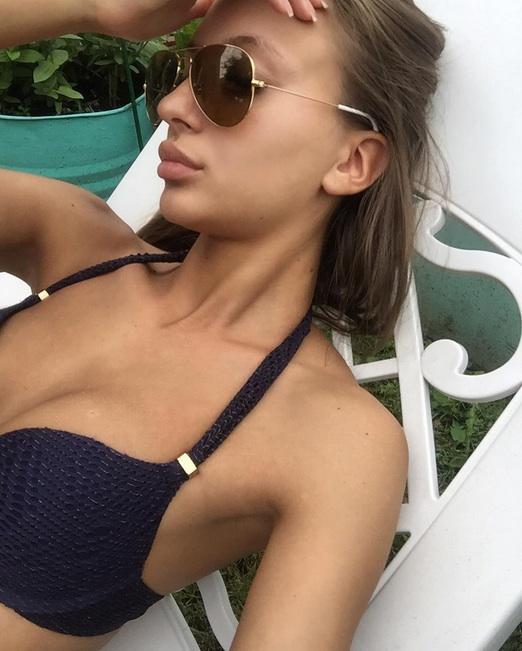 Екатерина Костюнина е най-сексапилната футболна съдийка