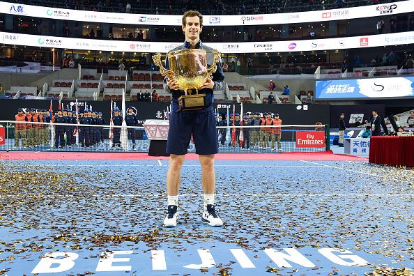 Мъри надви Григор на финала в Пекин