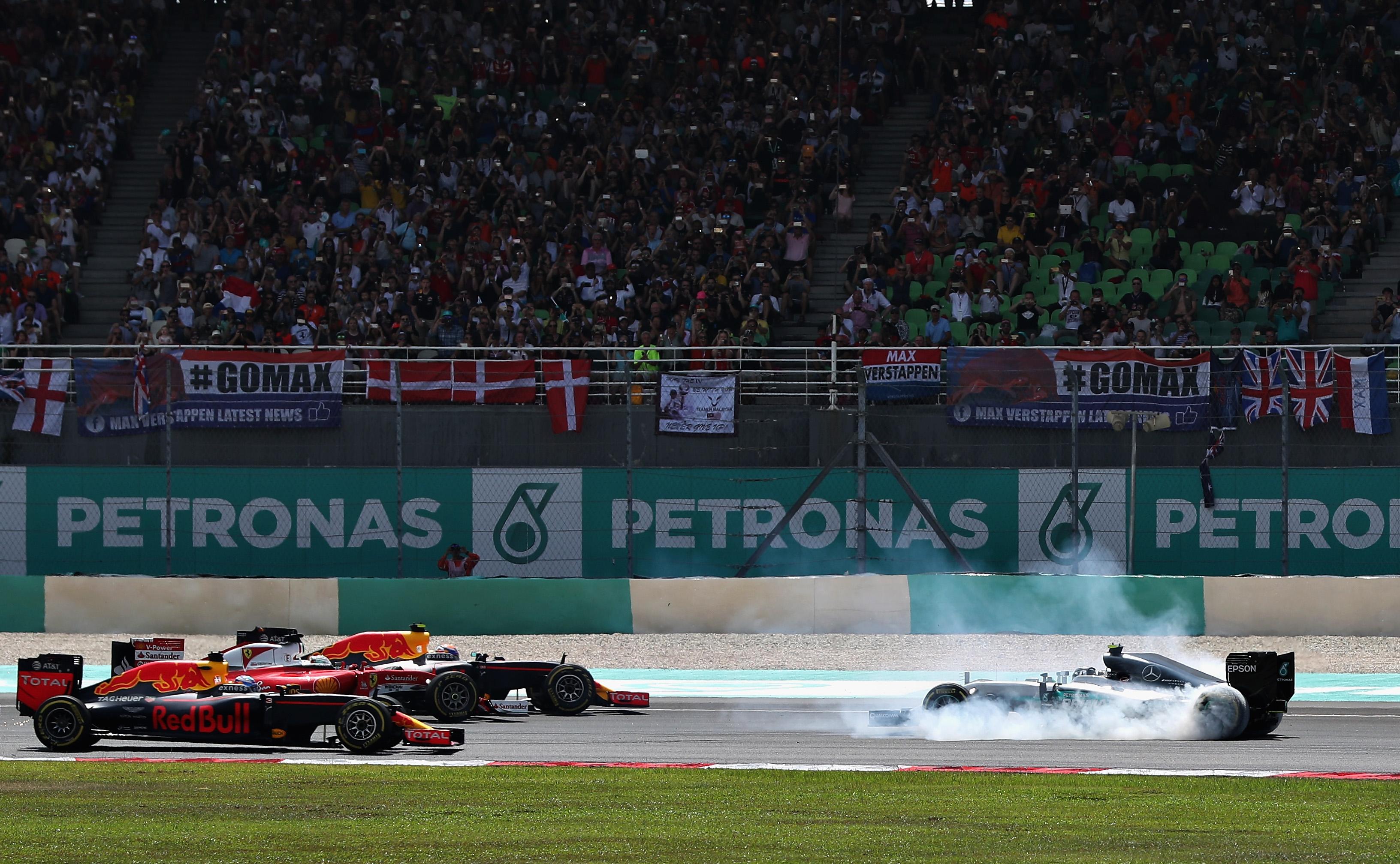 Състезанието за Гран При на Малайзия