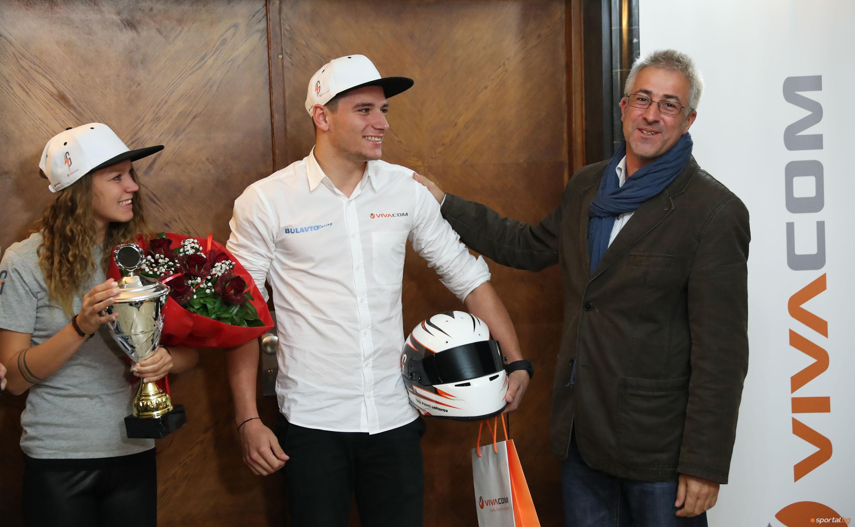 Павел Лефтеров се прибра в България