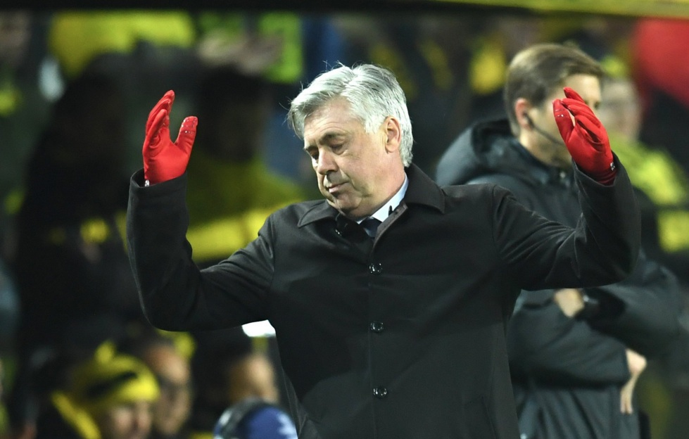 Борусия (Дортмунд) - Байерн (Мюнхен) 1:0