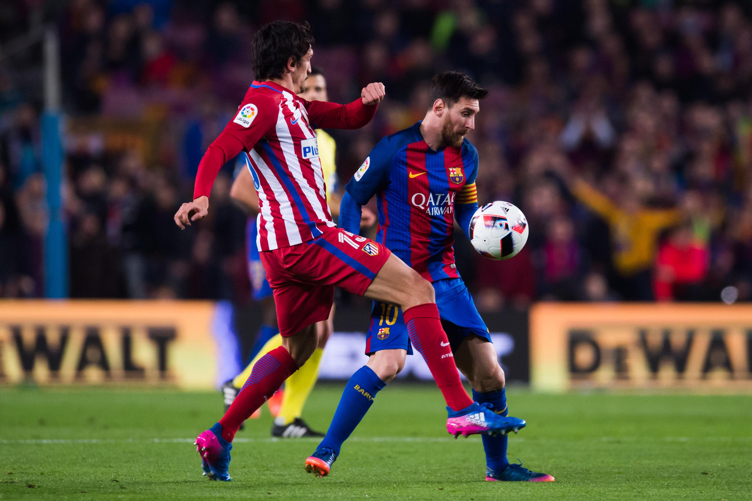 Барселона - Атлетико Мадрид