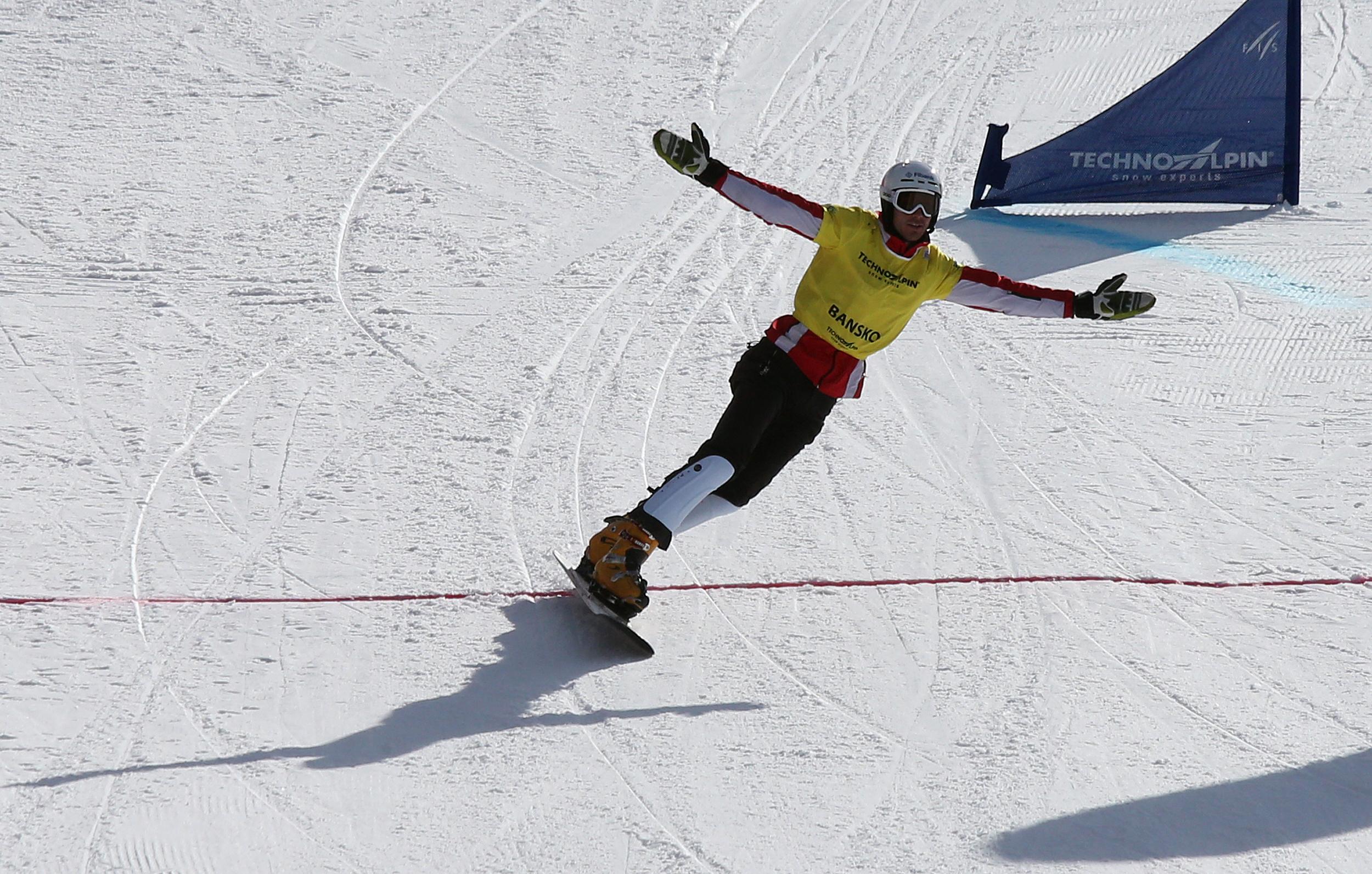 Радослав Янков спечели Световната купа в Банско