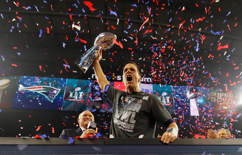 Ню Инглънд спечели Супербоул LI срещу Атланта с 34:28