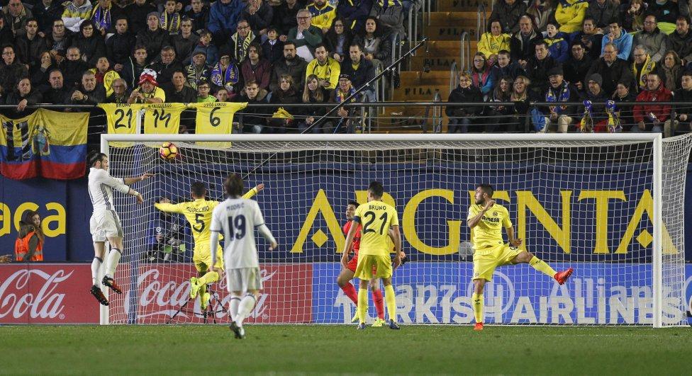 Виляреал - Реал Мадрид - 2:3