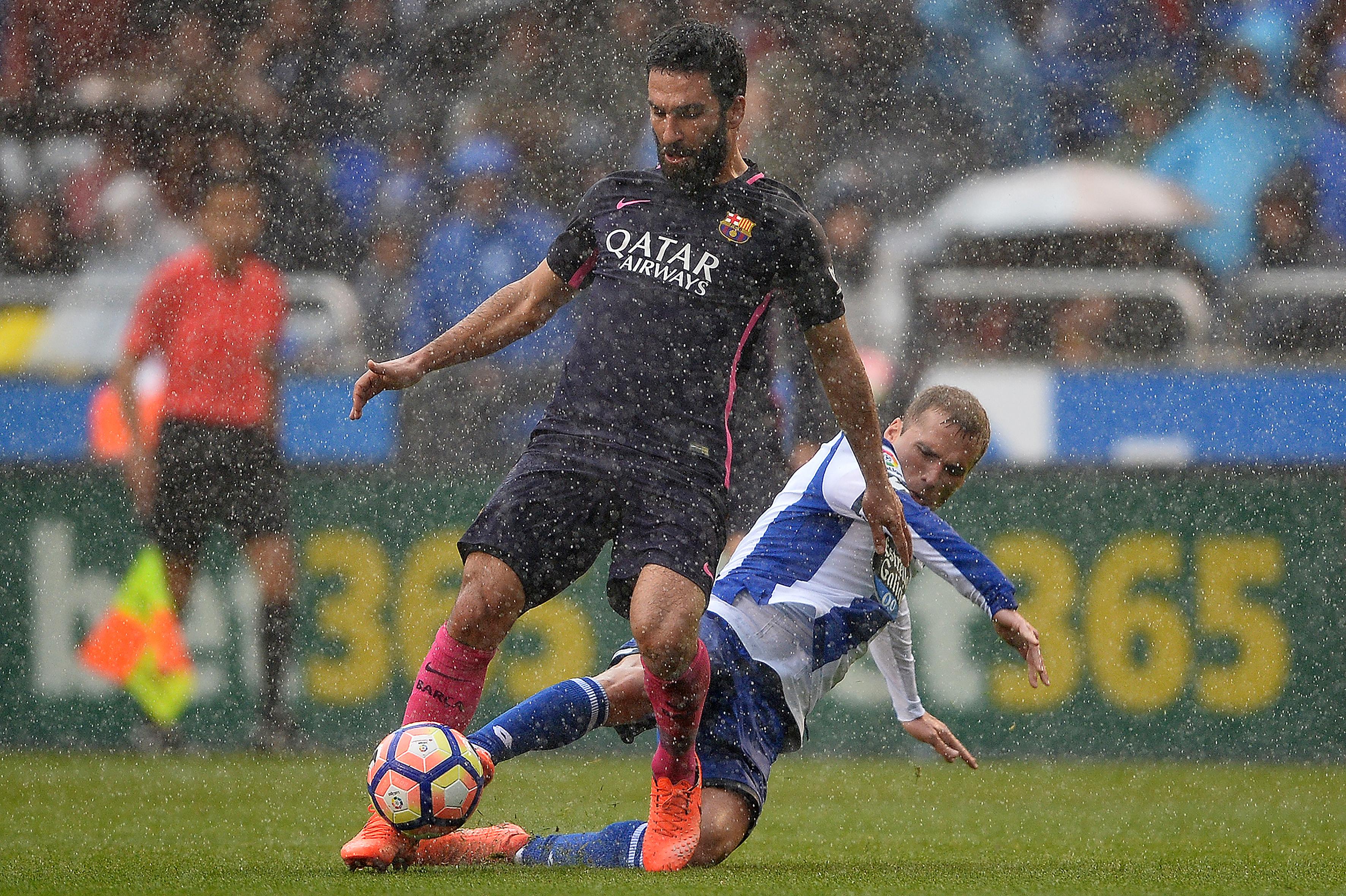 Ла Коруня - Барселона - 2:1