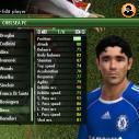 PES Bulgarian League version 1.2  screens