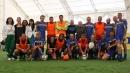 Ветерани на Левски и ЦСКА изиграха благотворителен мач