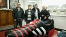 Победителите от Kamenitza Фен Купа посетиха централата на adidas